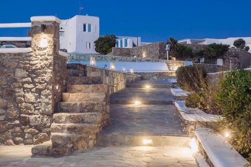Villa Mando 2, Stairs to Pool