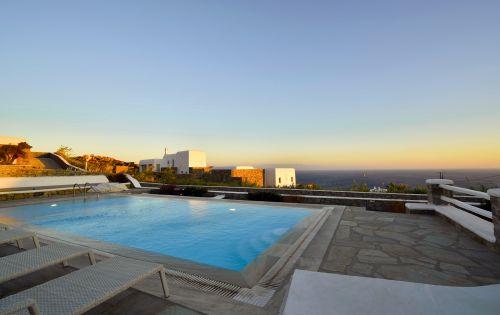 VIlla Mando 2, Pool afternoon view