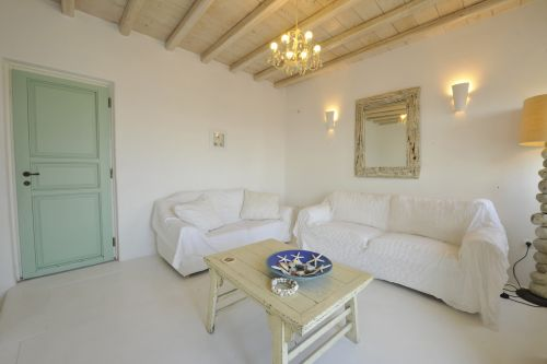 Living room - upper floor - Maisonette A, Villa Mando 2
