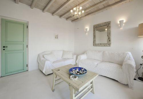 Living room - Maisonette A, Villa Mando 2
