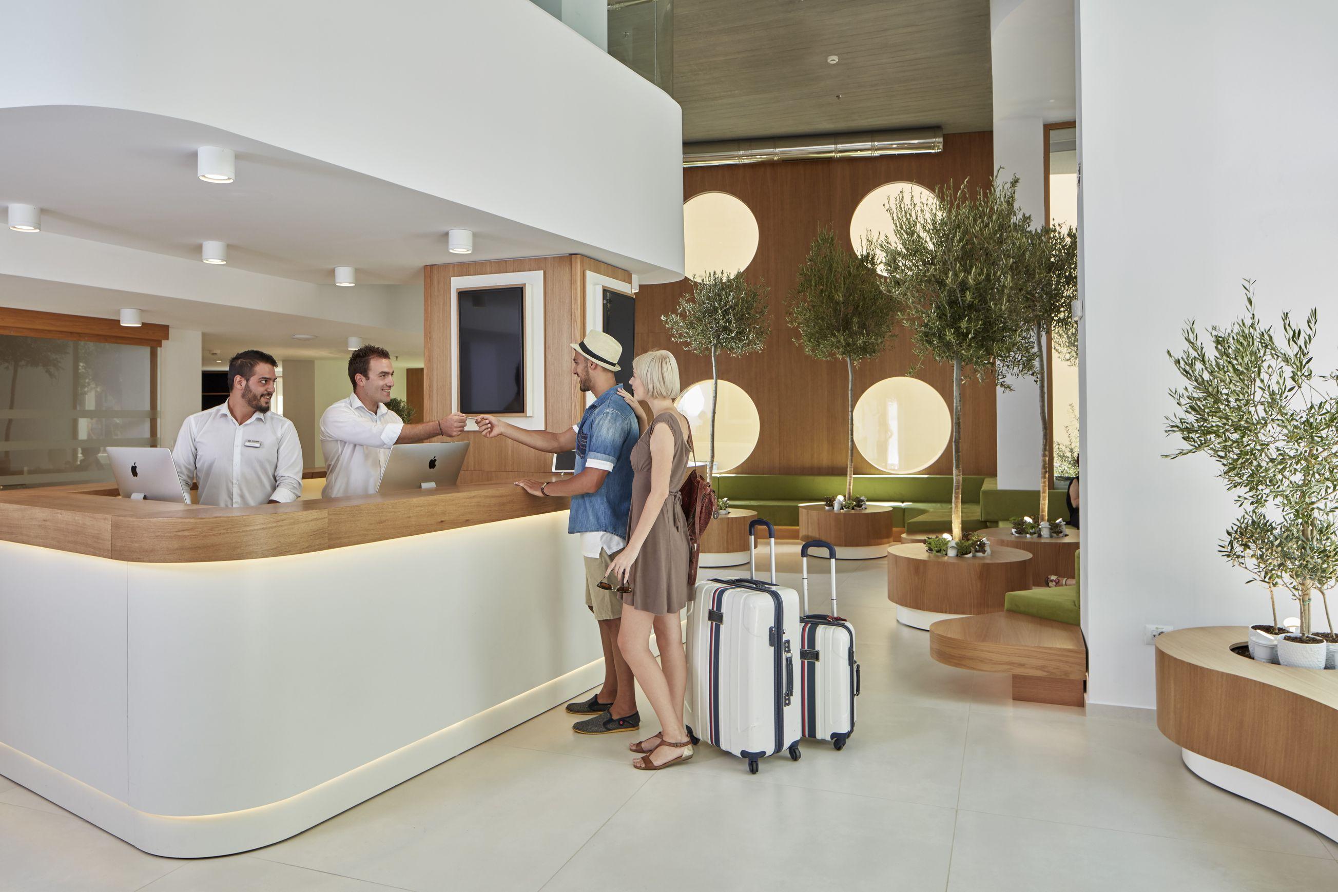 Olive Green hotel restaurant