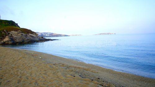 Megali Ammos beach
