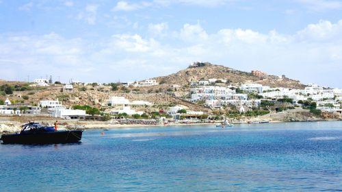 Agios Ioannis - Mykonos island