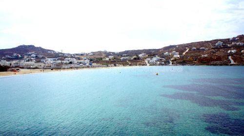 Korfos beach mykonos