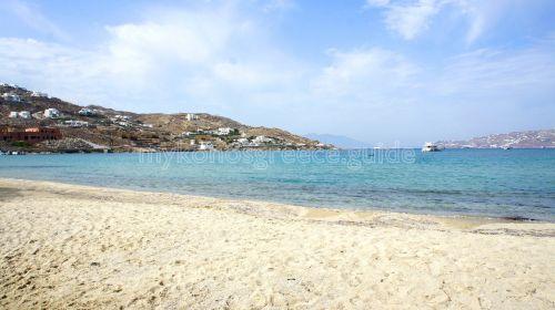 Korfos beach - Mykonos island