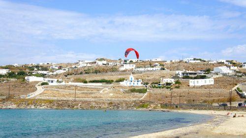 Korfos beach - Mykonos