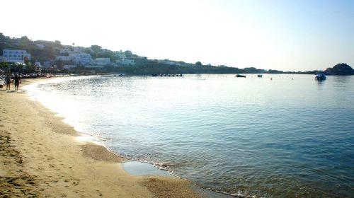 Platis Yialos, mykonos island