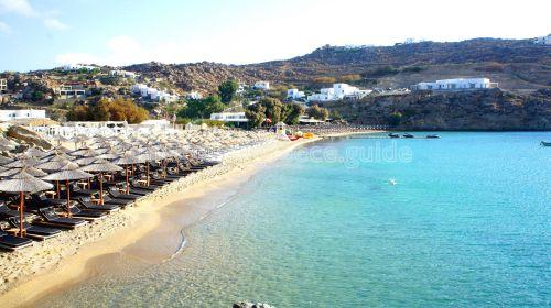 Super Paradise, Mykonos island