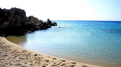 Agrari beach - Mykonos island