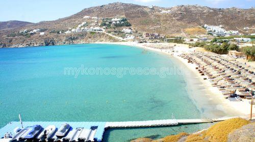Kalo Livadi - Mykonos island