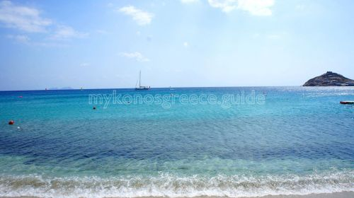 Kalafatis beach - Mykonos island