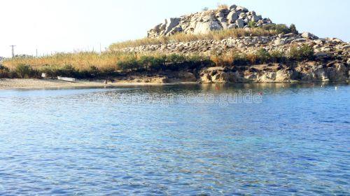 Agia Anna beach, Paraga