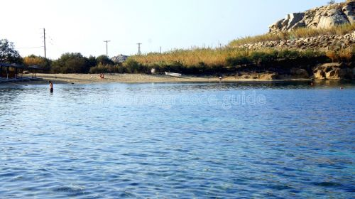 Agia Anna beach mykonos