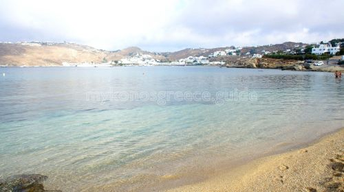 Agia Anna beach - Mykonos island