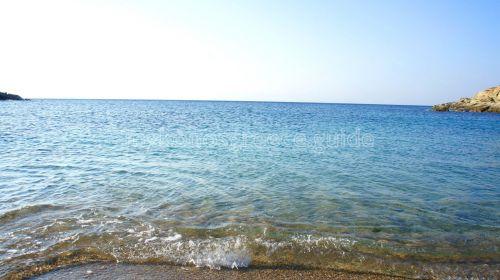 mini lia beach mykonos island