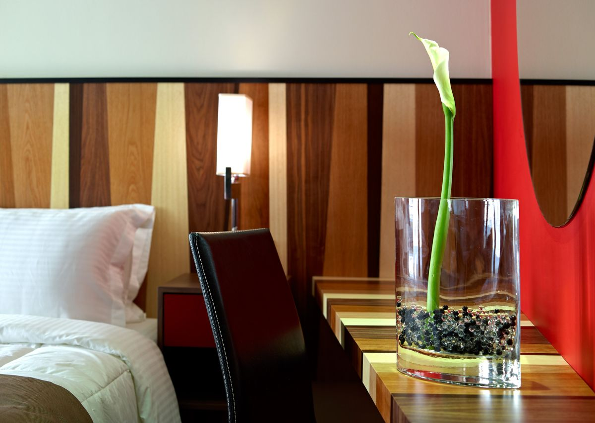 Comfy room - Detail - Lato Boutique Hotel