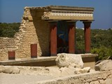 Palace of King Minos at Knossos