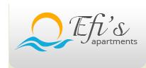 Efi's Apartments Trypiti Milos logo