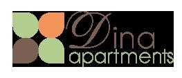 Dina Apartments, Kefalonia, Logo
