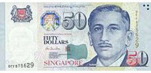 Singapore Dollar Banknote Images