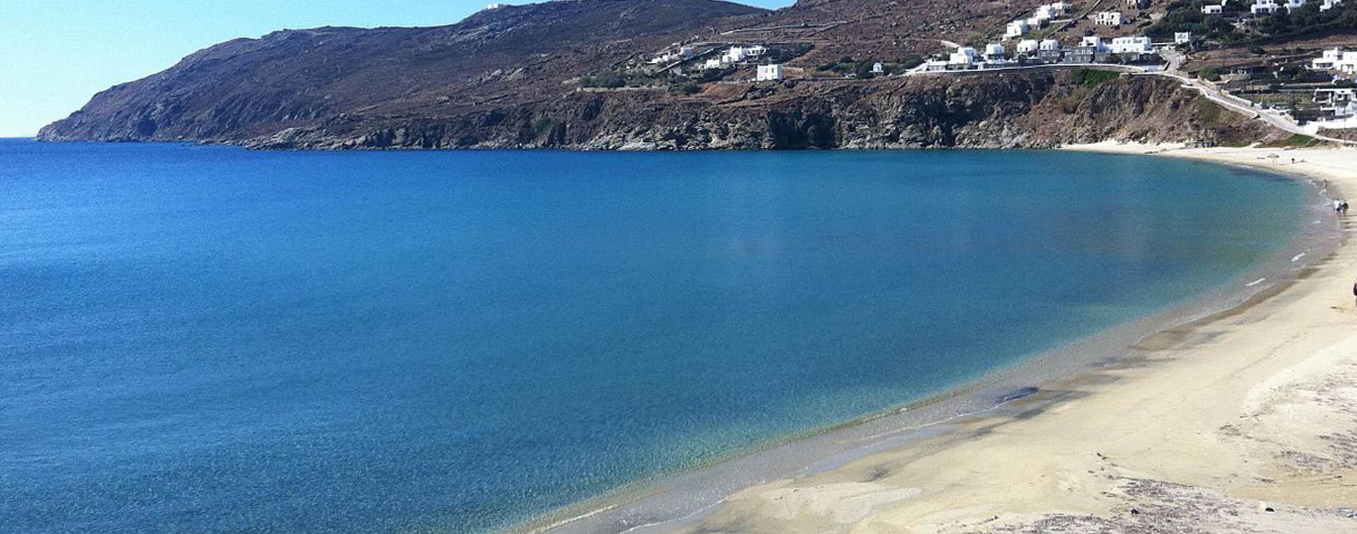 Kalo Livadi Beach - Mykonos