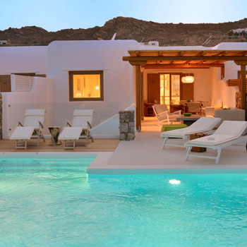 Q Villa 2 bedrooms, Home and Pool View