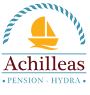 Achilleas Pension Hydra - Logo