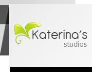 Katerina Studios, Lassi, Kefalonia Logo