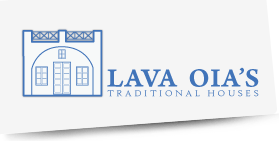 Lava Oia's Traditional Houses logo