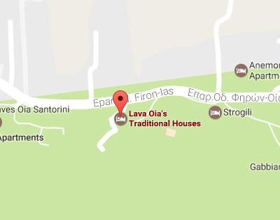 Contact Lava oia's