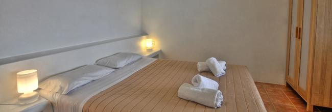 Apartment 22 bedroom
