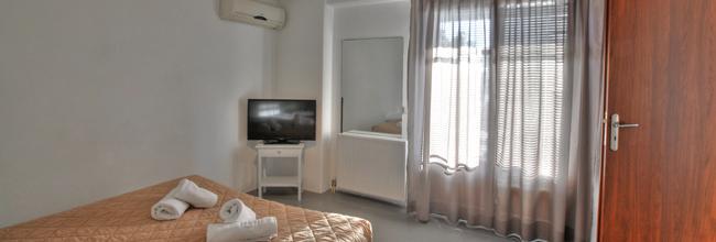 Apartment 33 bedroom