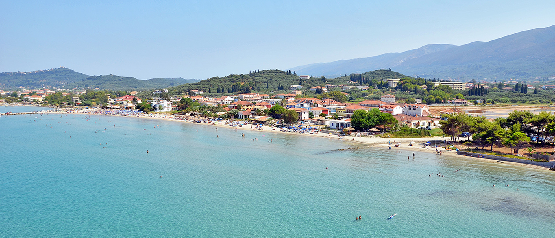 Alykes Beach, Zakynthos