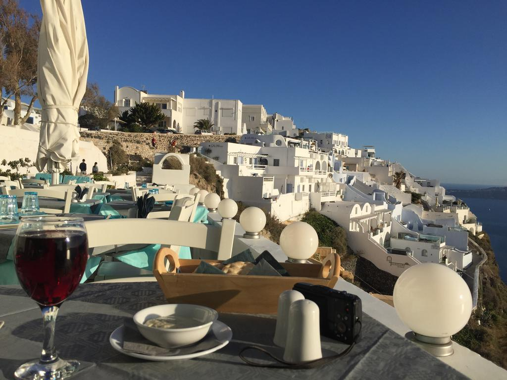 Staying In Our Traditional Building You Would Be Able To Enjoy A Santorini S Hospitality We Are Located At The Highest Spot Of Fira