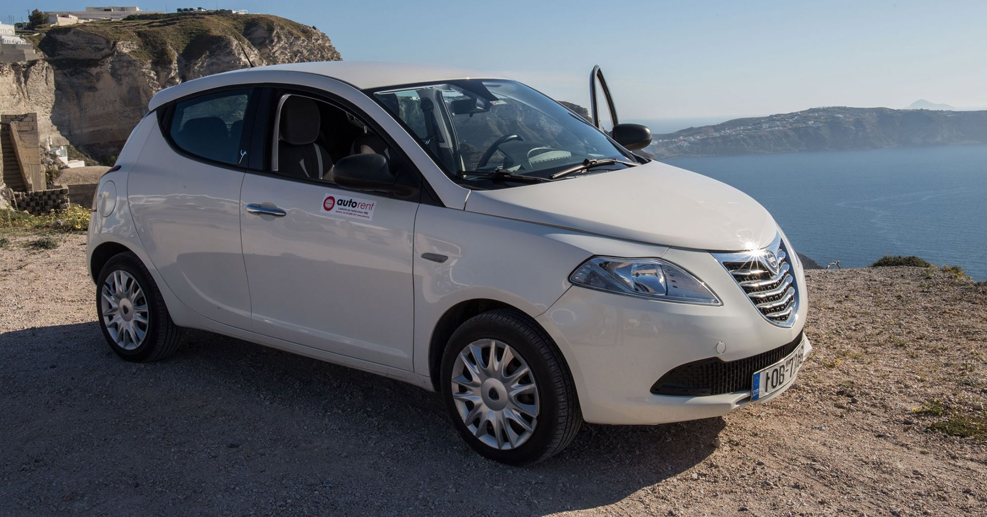 Car Rentals In Santorini Greece Auto Rent - Cool cars santorini