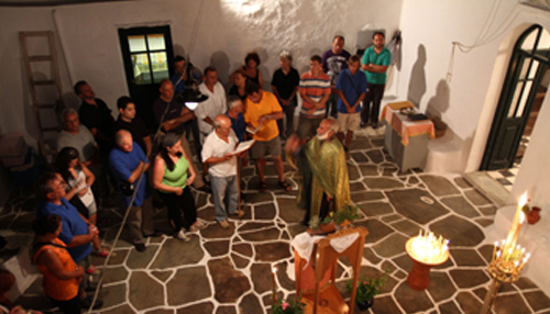 Events in Sifnos