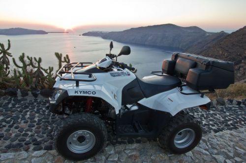Book A Buggy, Atv Or Scooter In Santorini