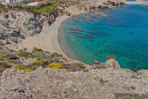 Mykonos thea private beach
